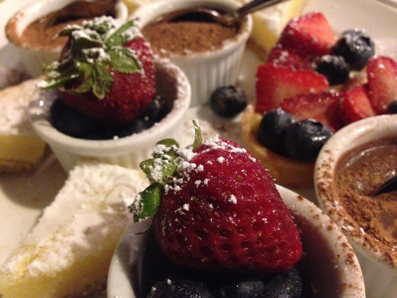 Mini Desserts..