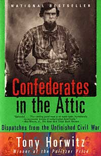 Image of the front cover of Confederates in the Attic