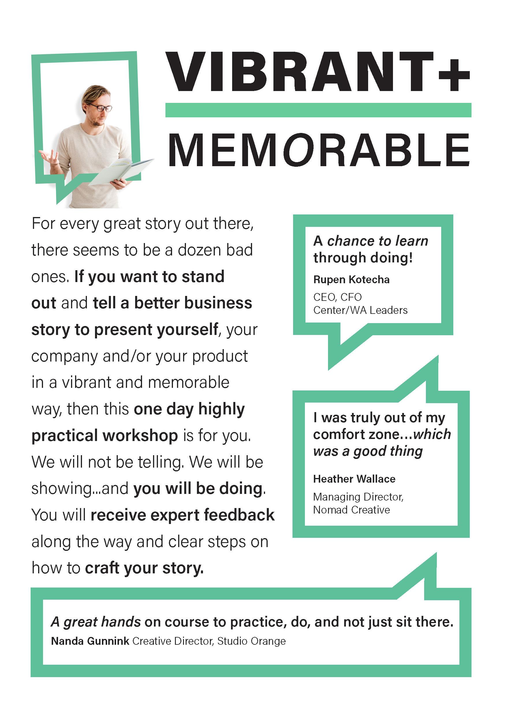 Working life Story workshop-nomad-creative