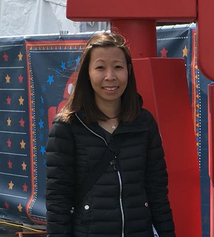 Amy Tong: Specialist - Molecular Biology
