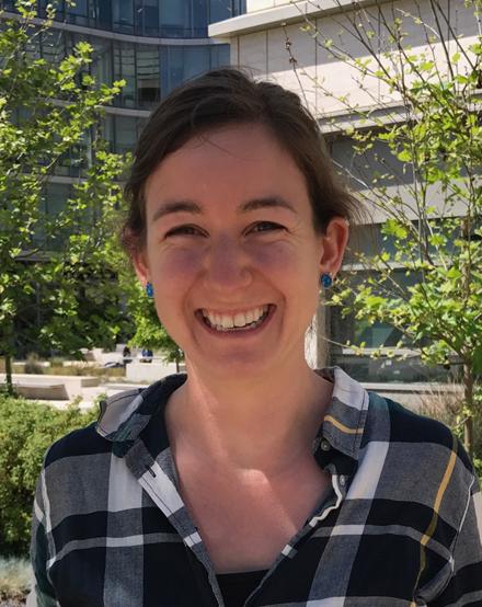 Ashley Smart: Grad Student