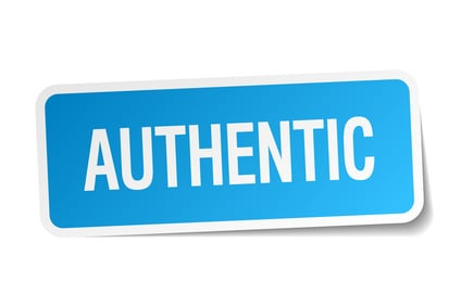 Live authentically and feel the difference.