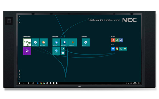 NEC Infinity Board -