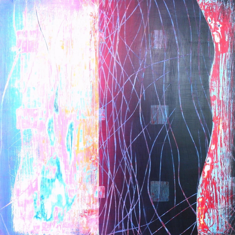 'Flow(ing)' 35 cm W x 35 cm H $̶5̶5̶0̶,̶-̶   SOLD