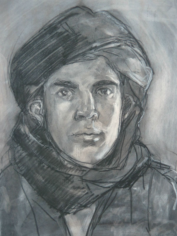 lazauskas-portrait of Hassan.JPG