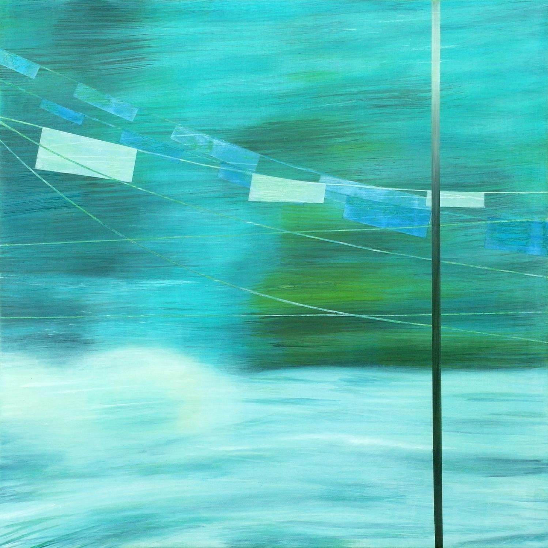 'Frozen Stride III' 33 cm W x 33 cm H $550,-