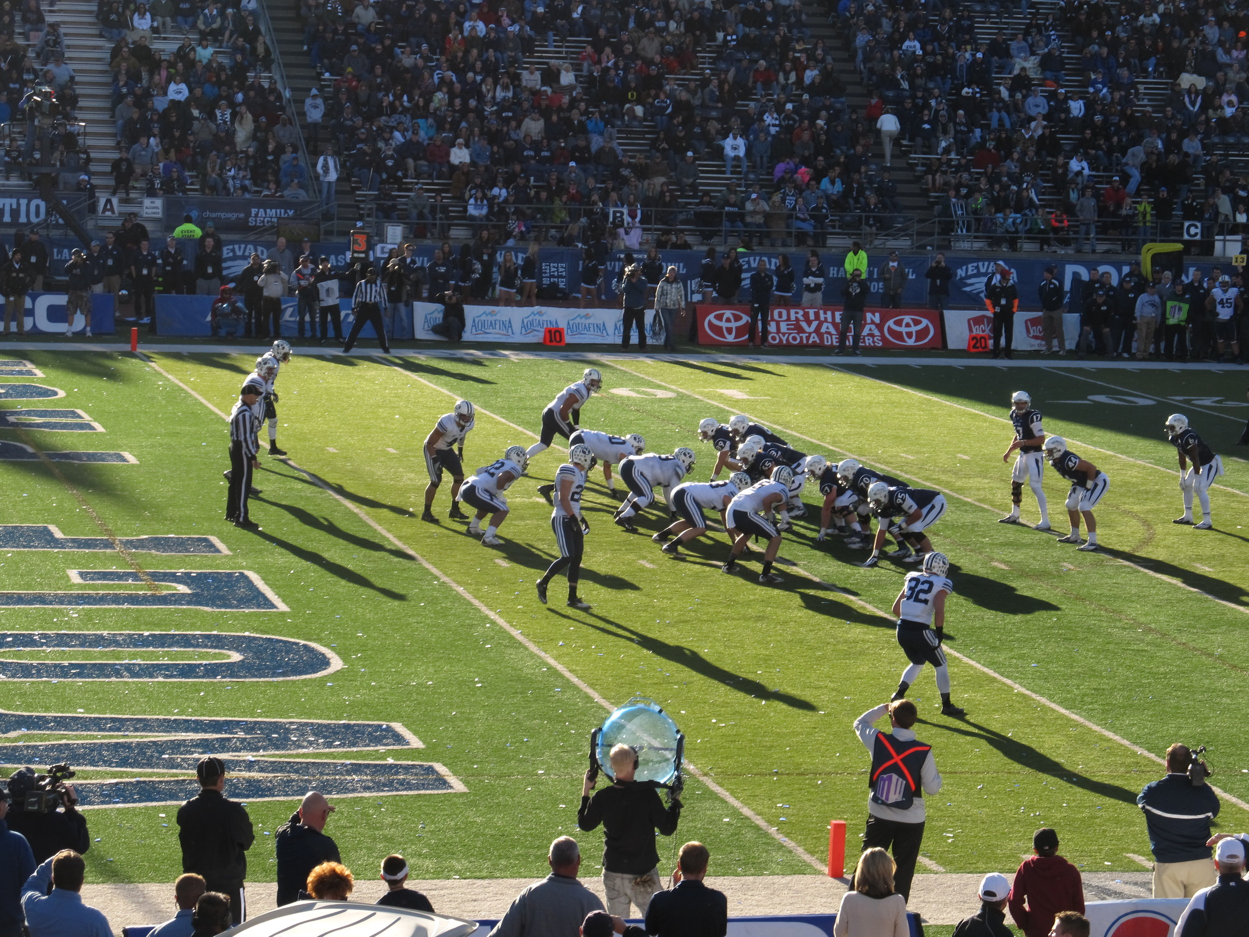 Mackay Stadium, University of Nevada, Reno, Nevada