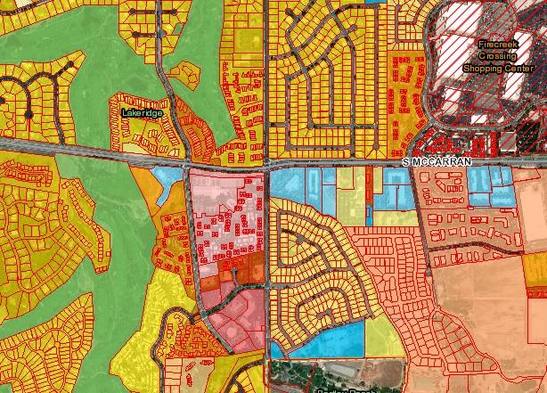 city of reno zoning map