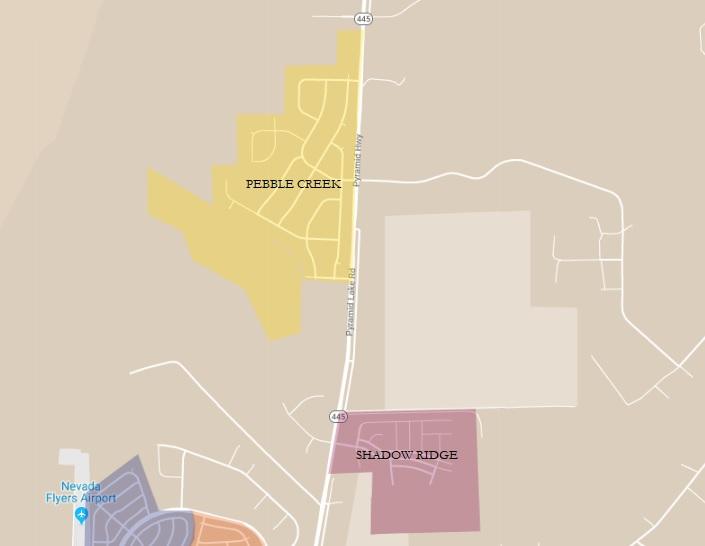 pyramid highway (north)
