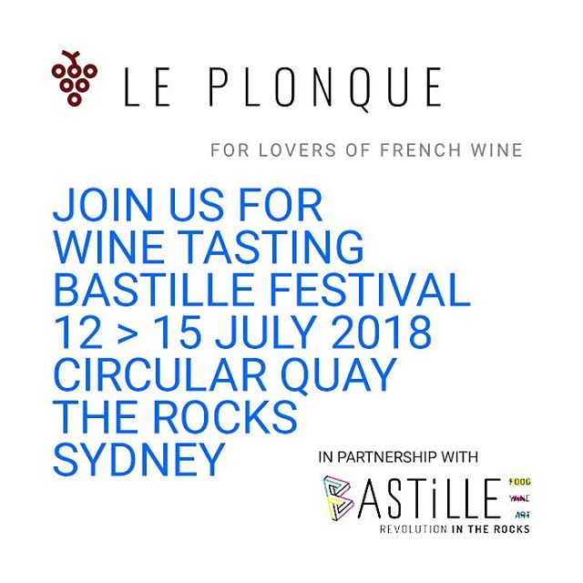 Join in Bastille Day Sydney by tasting our premier French wines. #bastillesydney #frenchmarket #winesydney #sydneywine #frenchwine