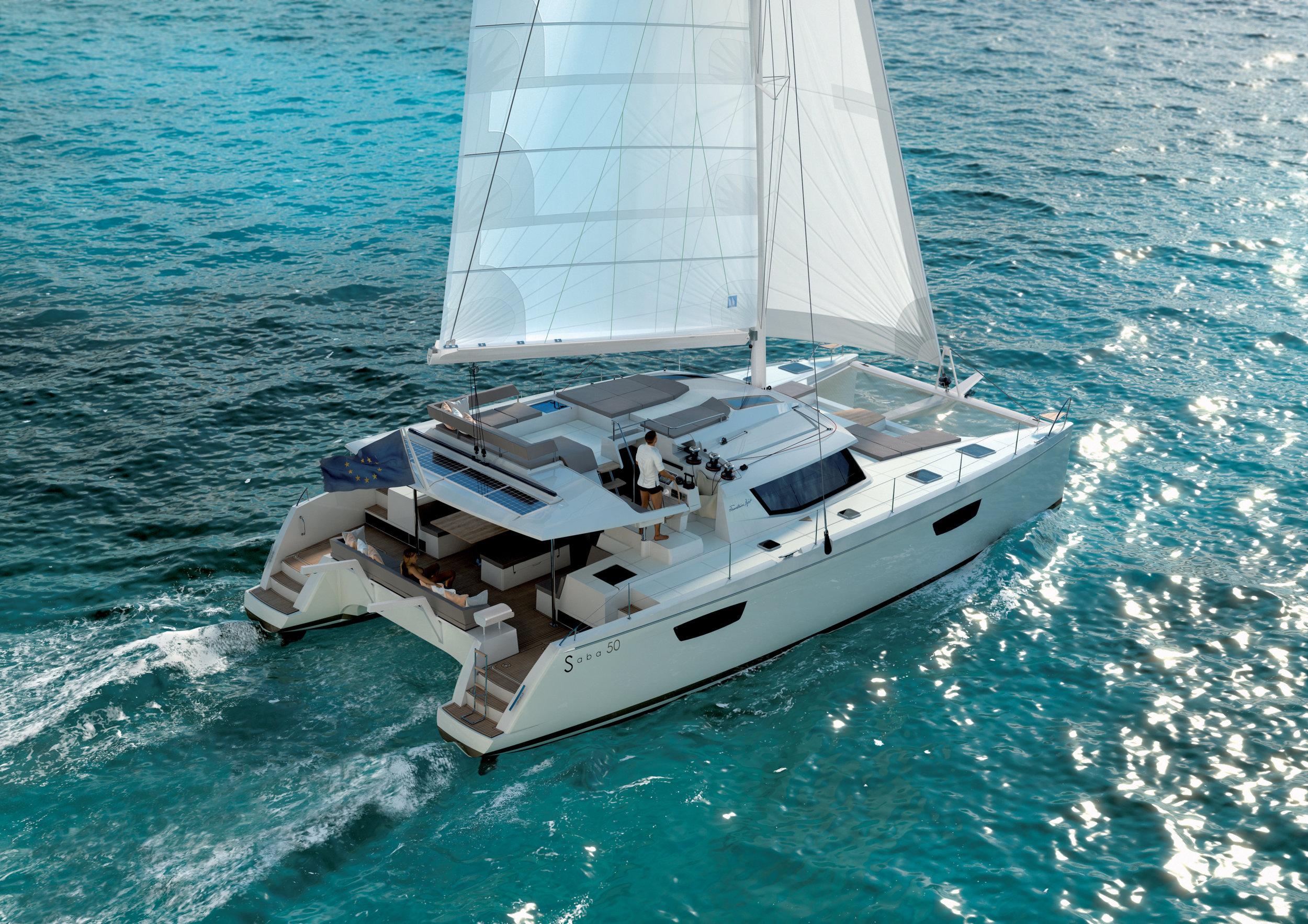 7 days private cruise on Greek islands by luxury catamaran