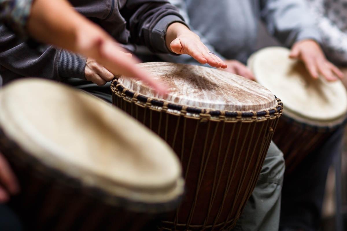 Taller de percusión - con Alejandro MoránSábado 27 de abril