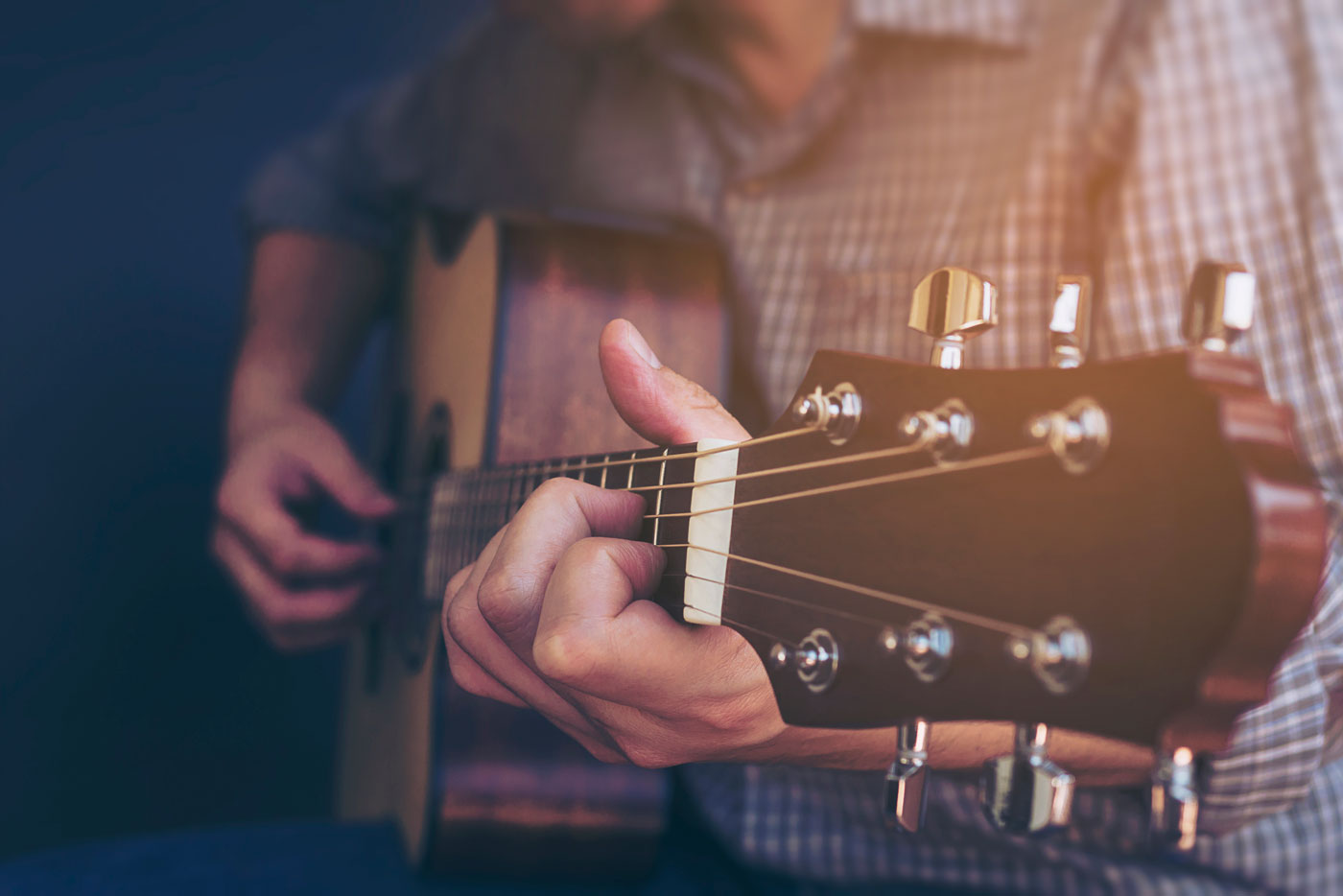 Técnica chord melody y arreglos de guitarra - con Gonzalo PalaciosSábado 23 de marzo