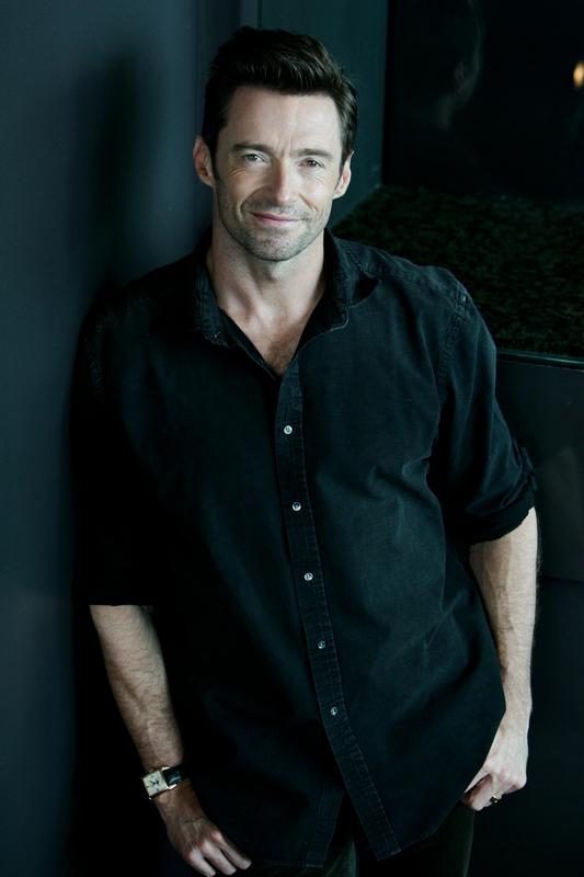 Hugh Jackman Portrait