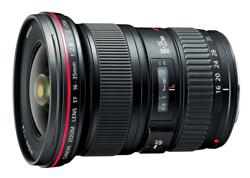 canon 16-35mm F2.8l lens