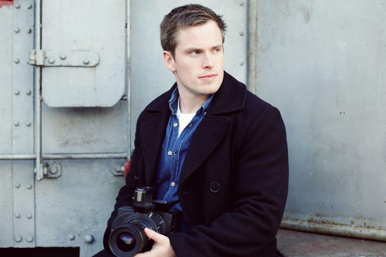 Professional Brand Photo Shoot in Bristol for Luke Fleming