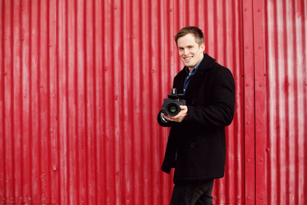 Professional Brand Photo Shoot in Bristol