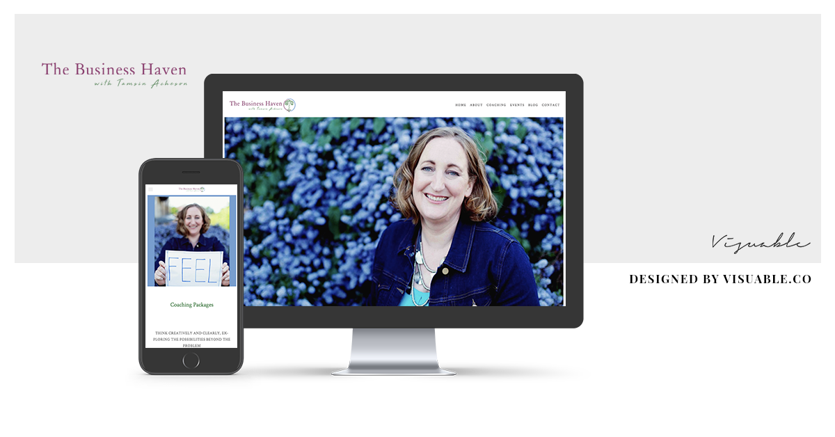Squarespace Website Design in Bristol by visuable