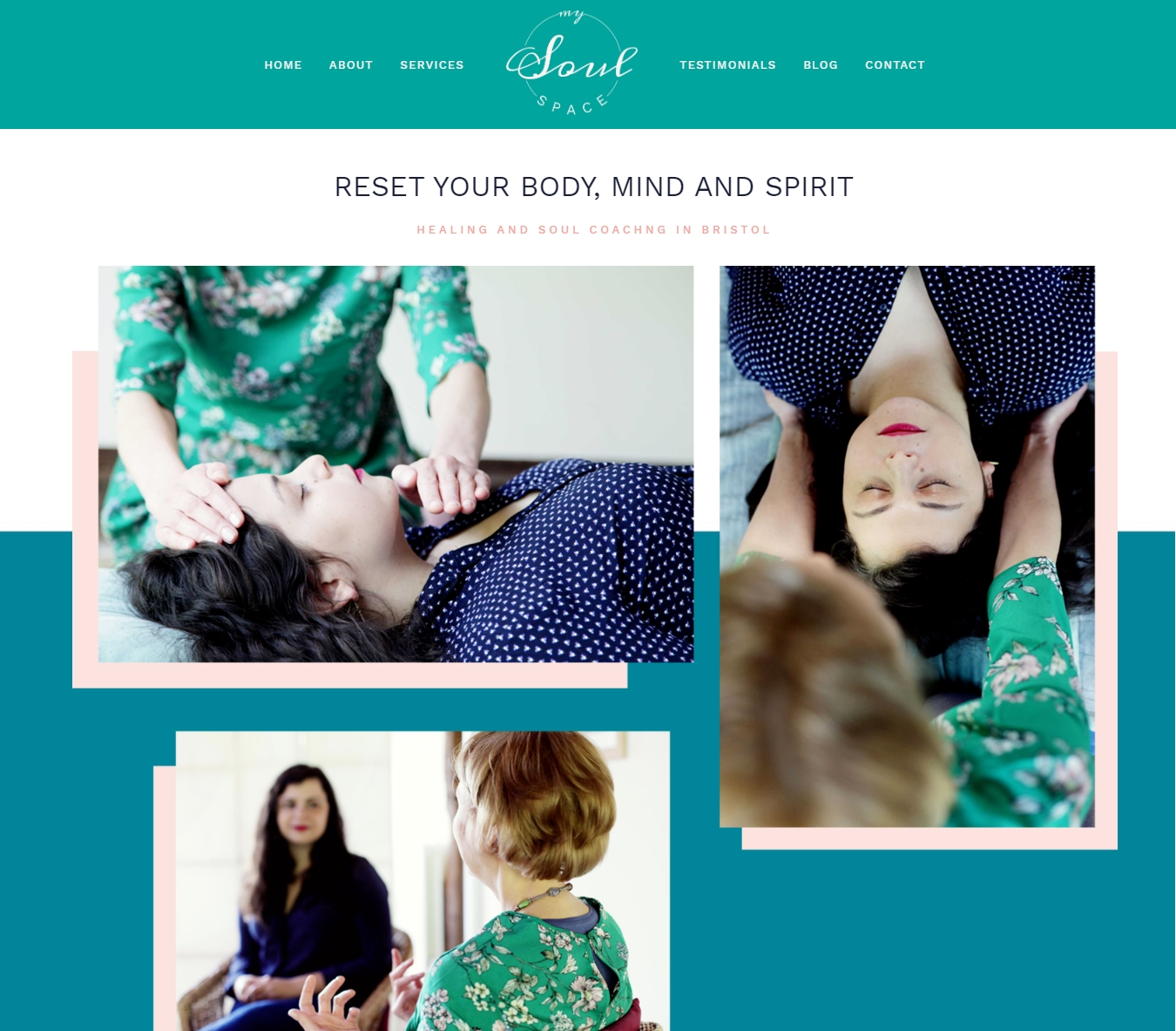 examples for my personal brand website london