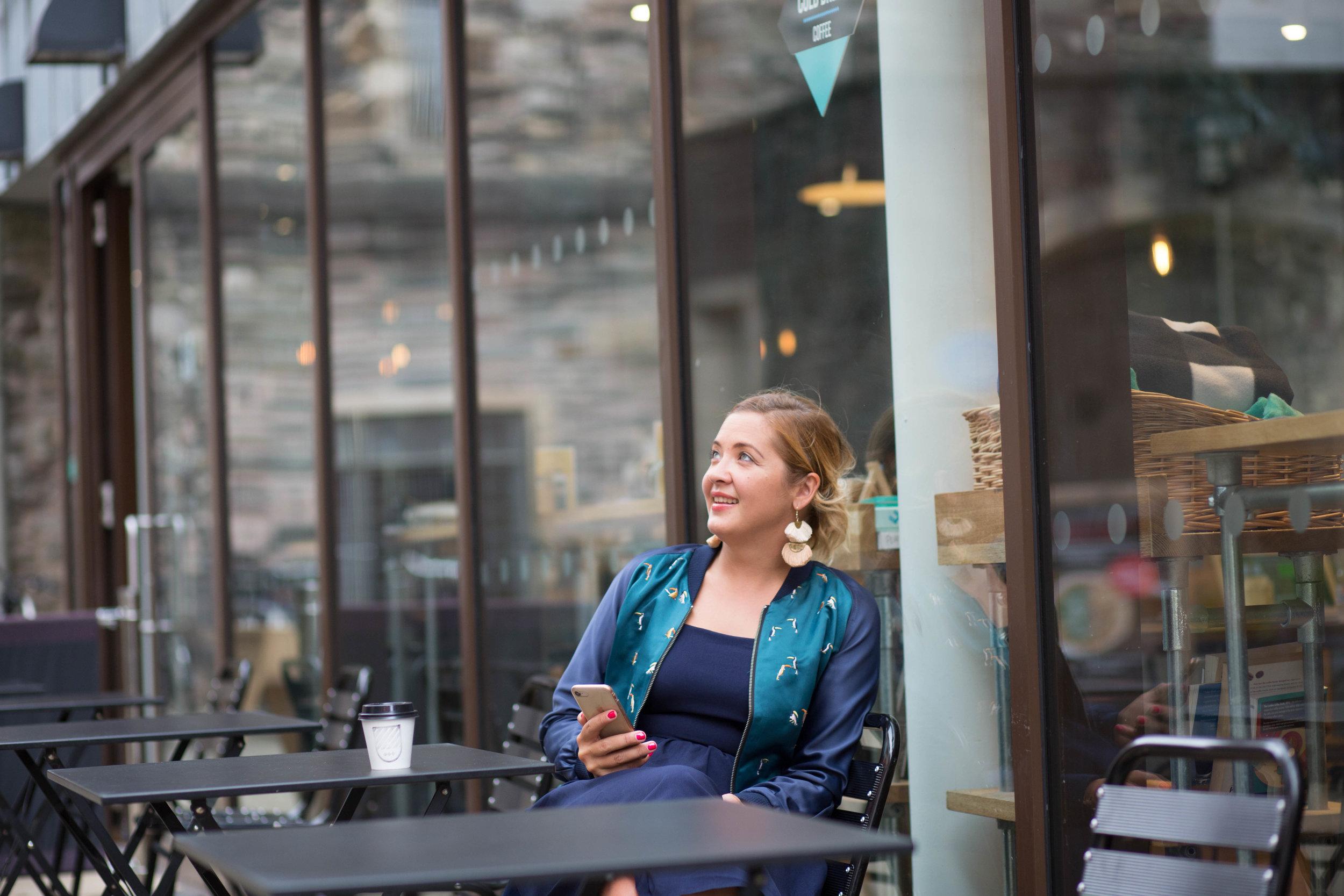 enterprise nation online masterclass with Lidia Drzewiecka