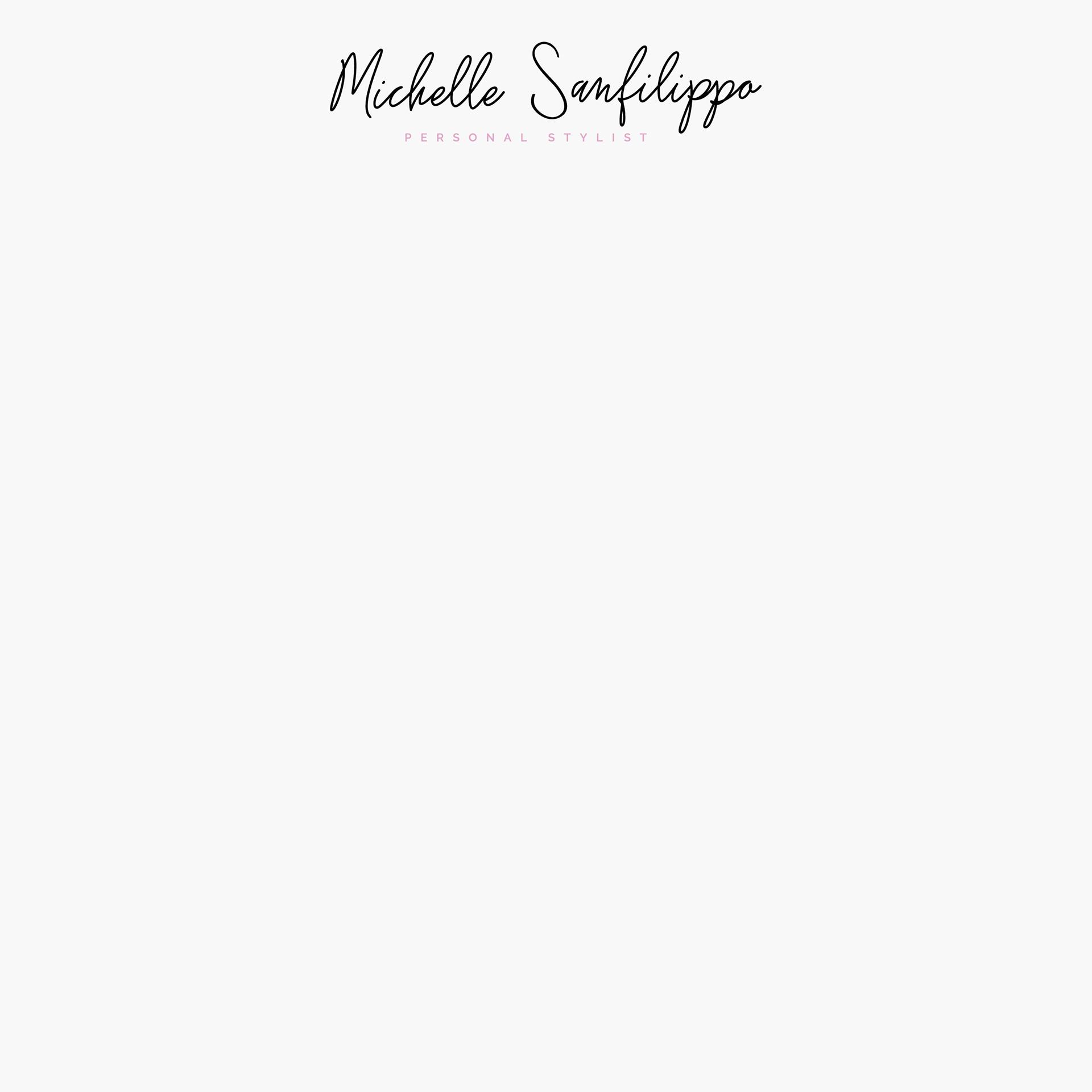 michelle-sanfilippo-brand-identity