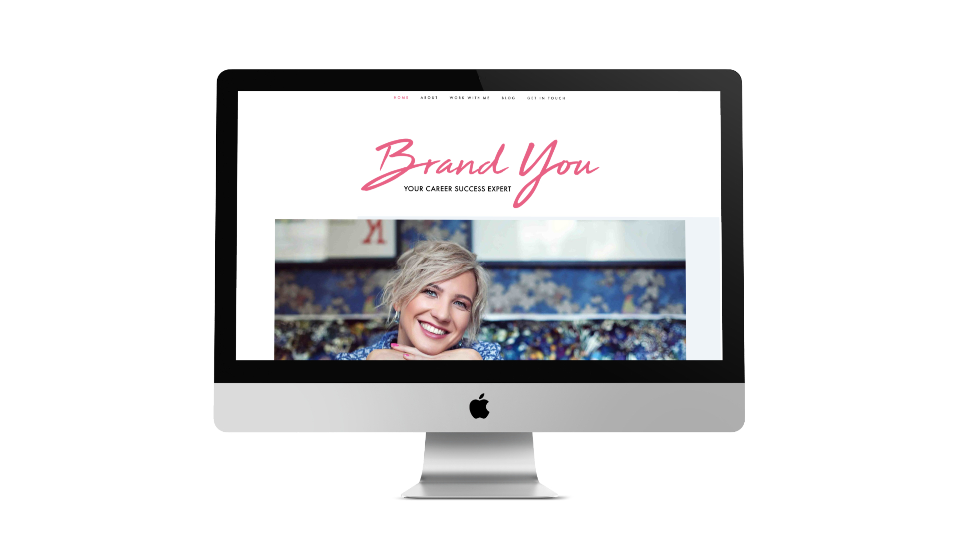 Web Design in Bristol for Brand You by Visuable