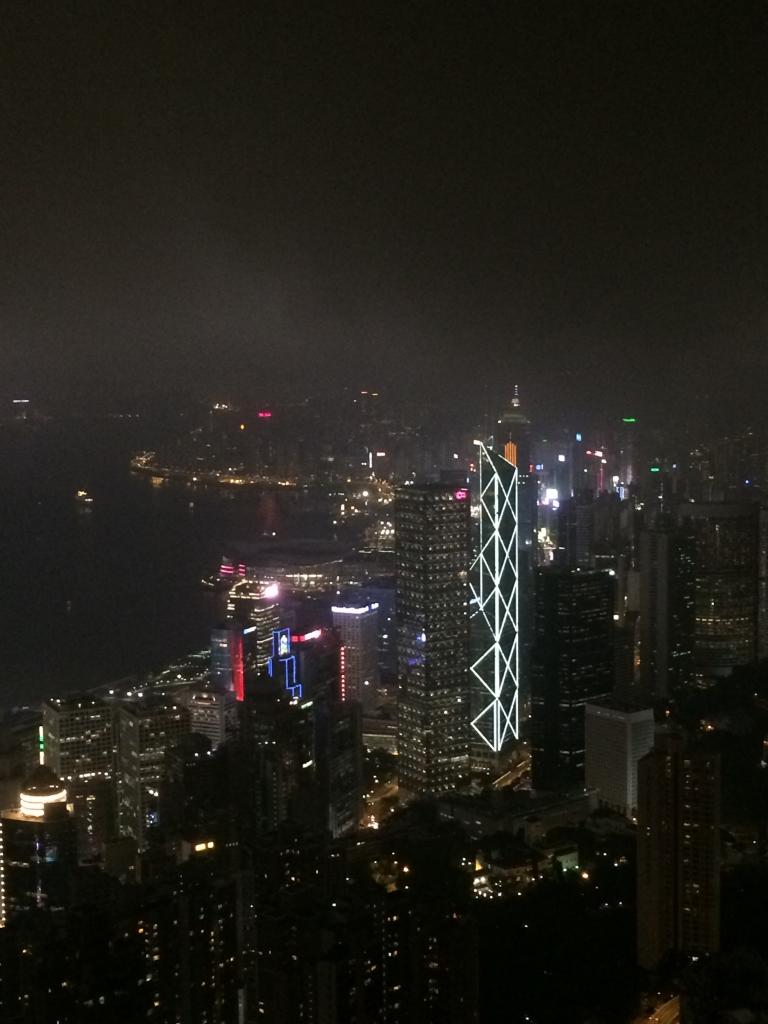 Hong Kong Nighscape!