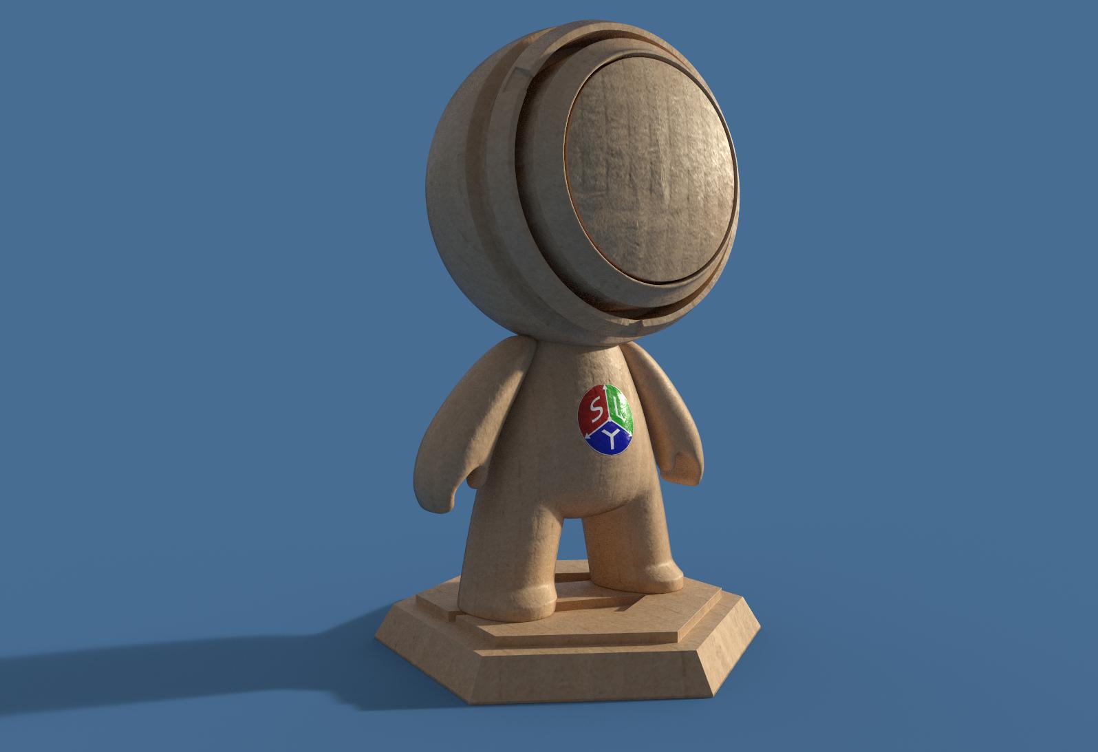 Material Scan 1 - Cardboard