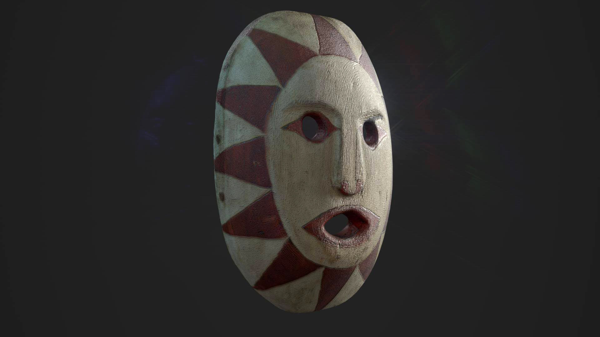 Mask by August Jack Khahtsahlano - IRay Render 1