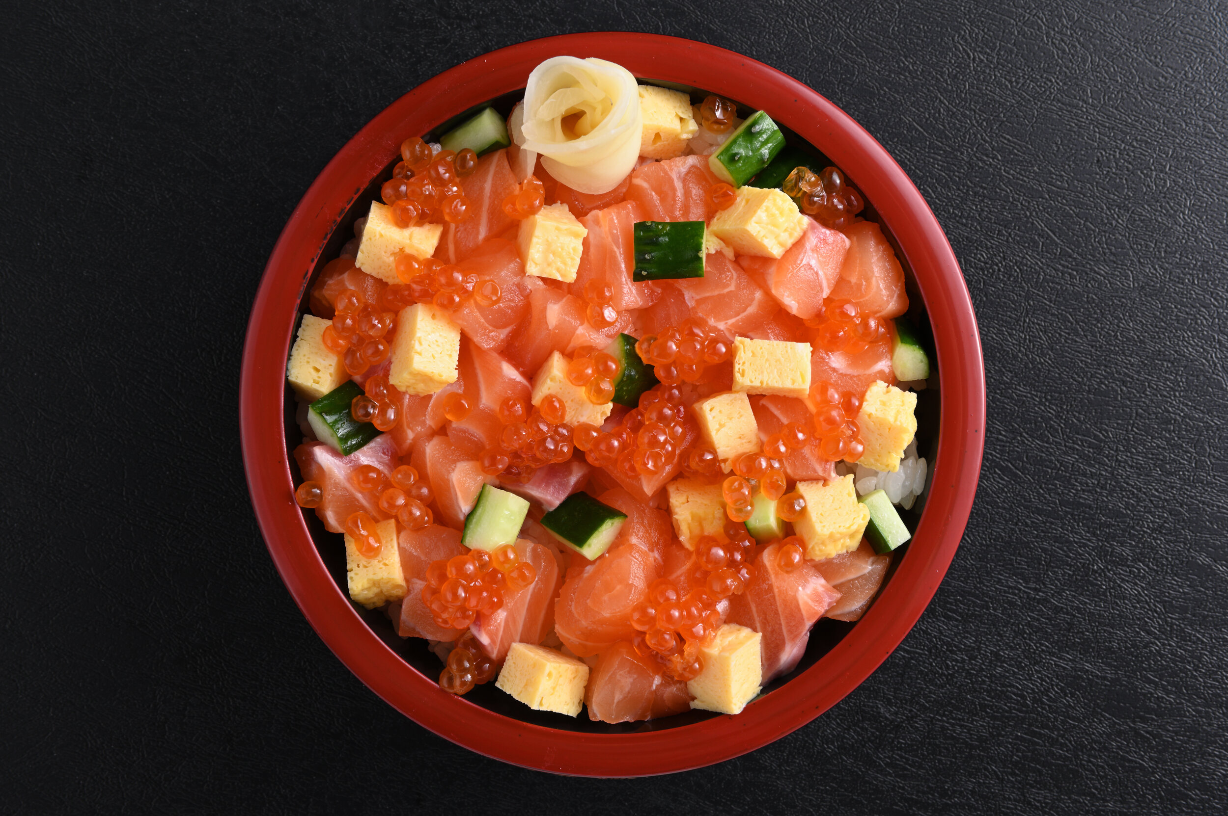 Salmon Oyako Don $19.90