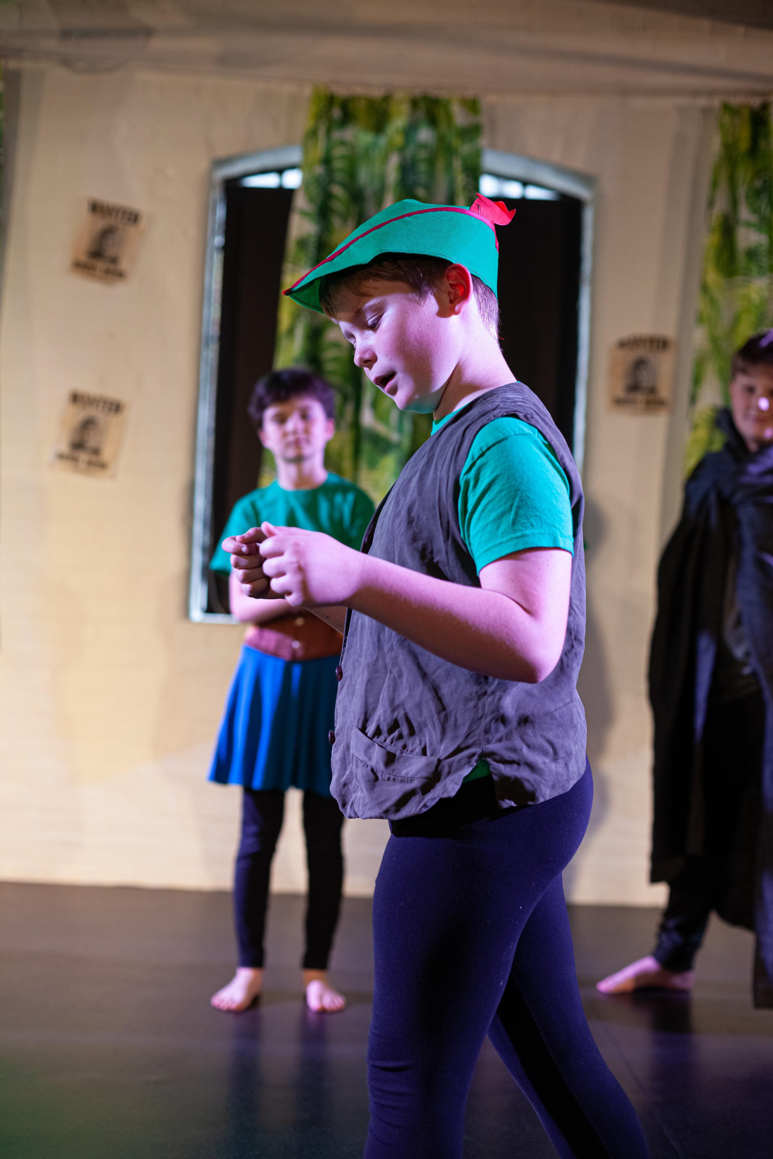 Robin Hood (2019) - Monkey Nuts Youth Theatre