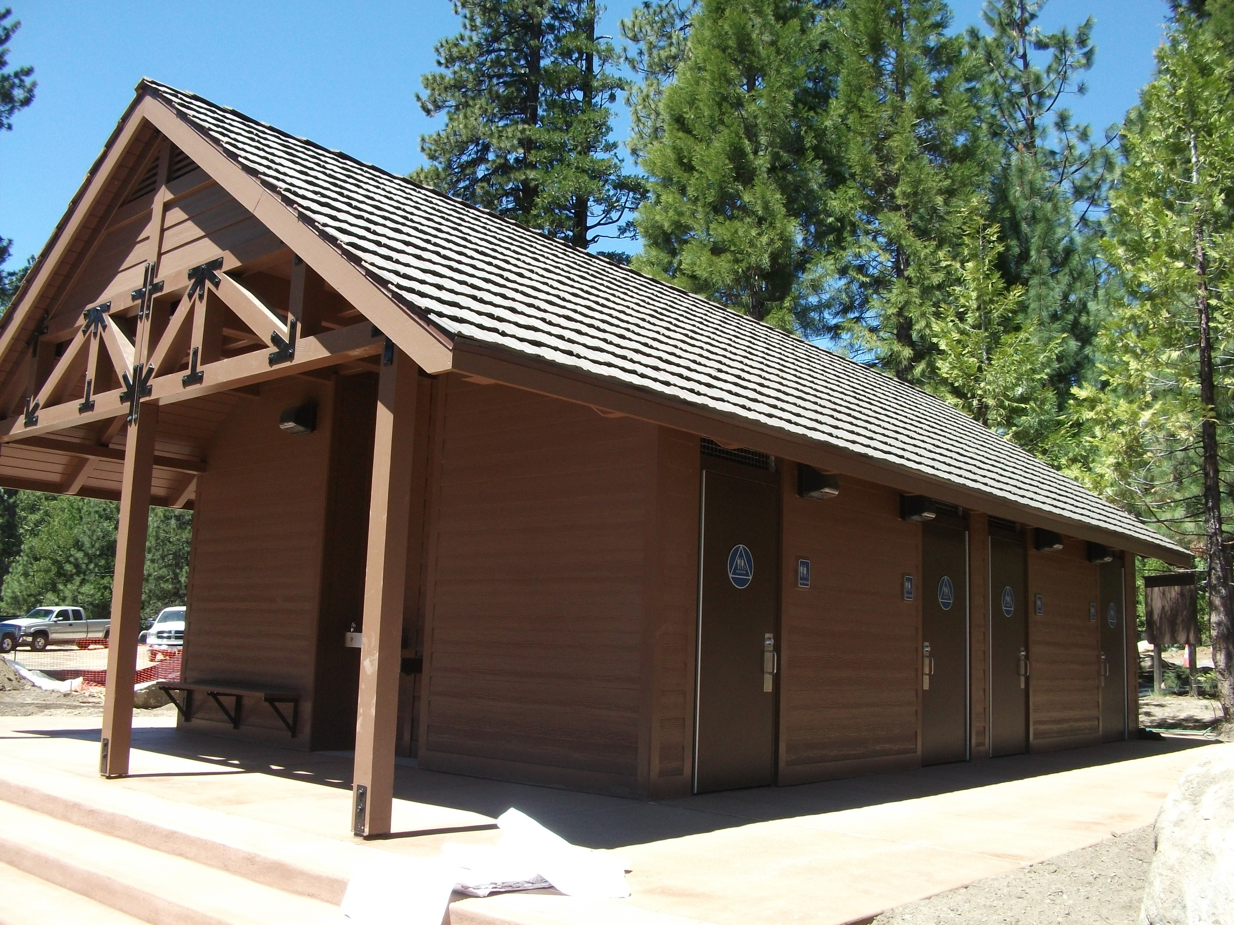 Pinecrest West Day Use Area BOAT LAUNCH (USDA Forest Srvc Pinecrest CA) installed 2013.jpg