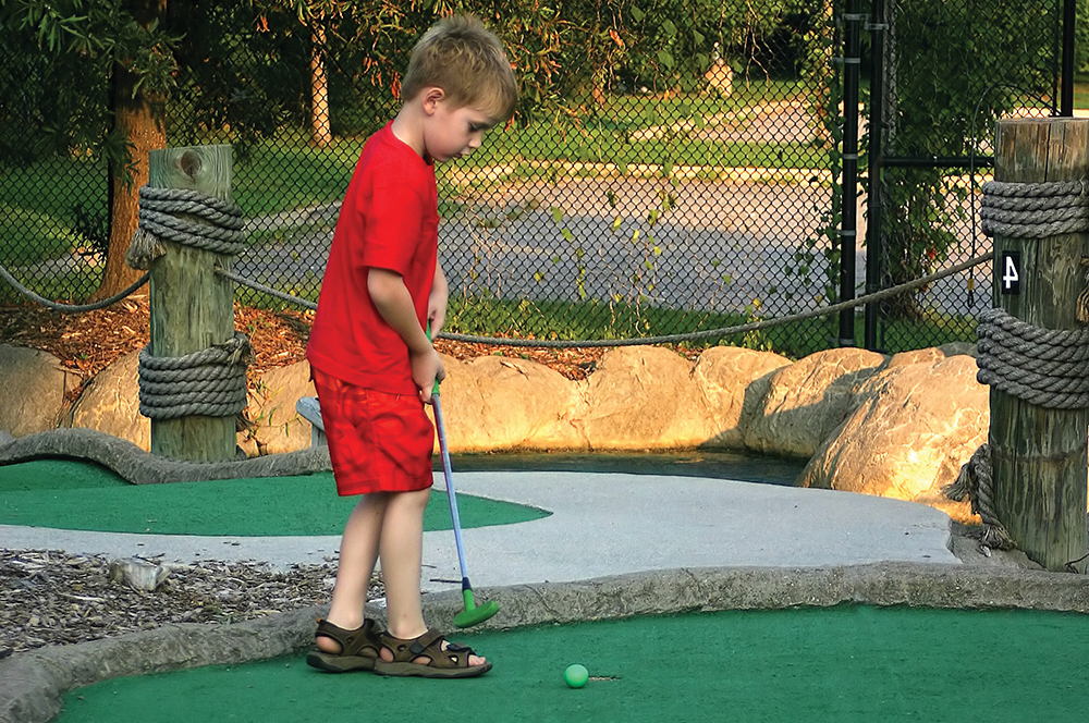 March Park Maintenance    -Leisure Pools -Youth Programs -Mini Golf & Disc Golf -Municipal Golf Courses