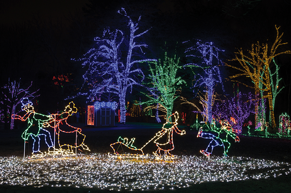 Launching A Holiday Light Show — PRB