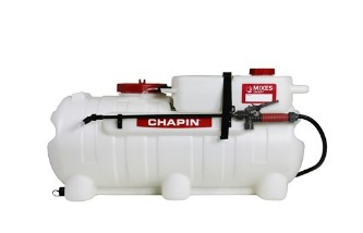 97561 25 Gallon Mixes On Exit ATV Spot Sprayer     https://chapinmfg.com/Product/slug/Chapin-97561-ATV-Sprayer-Mixes-On-Exit-25-Gallon