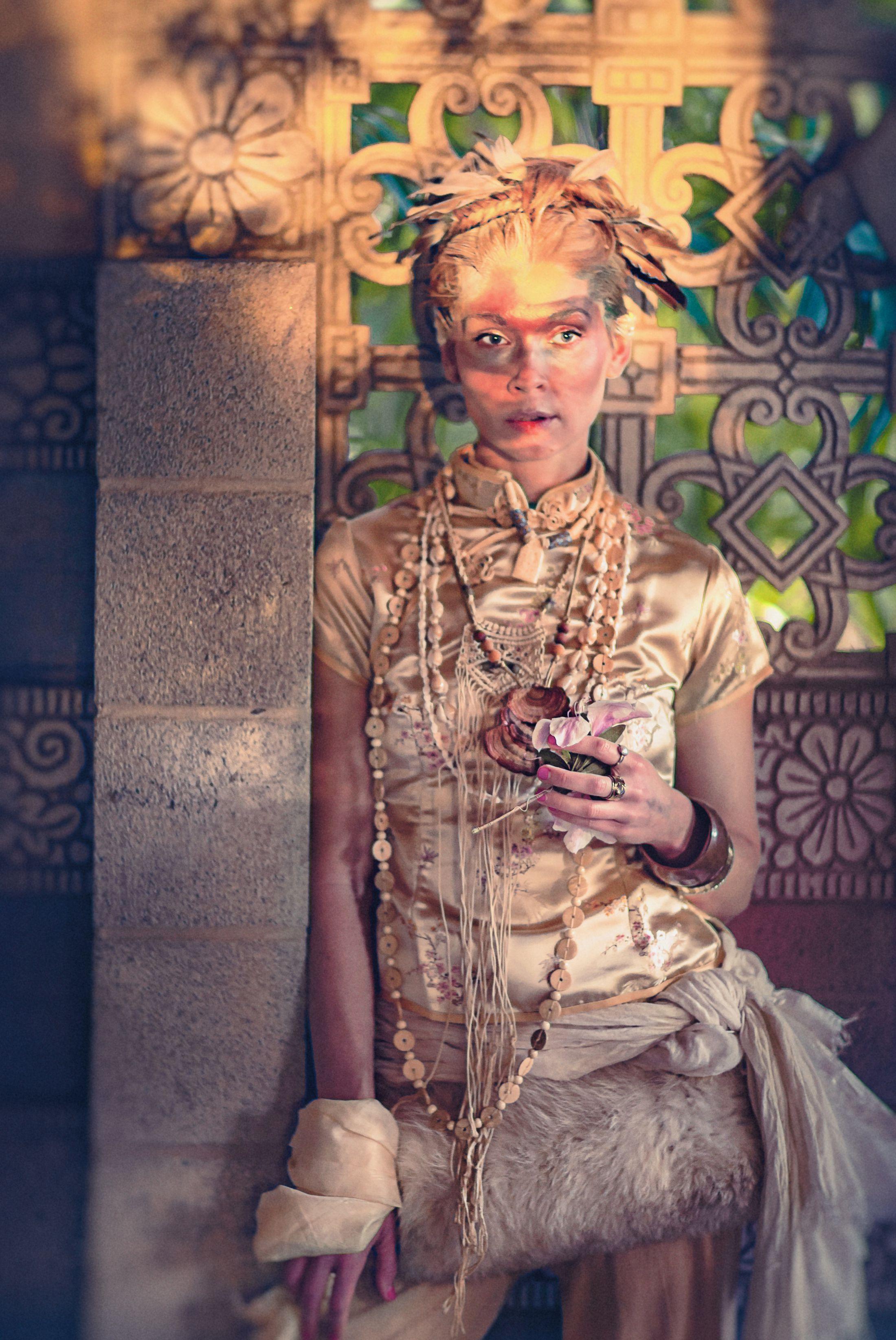 Electric Forest yoga LED light nomad festival style ethnic global fashion shoot warpaint tribal 3.jpg