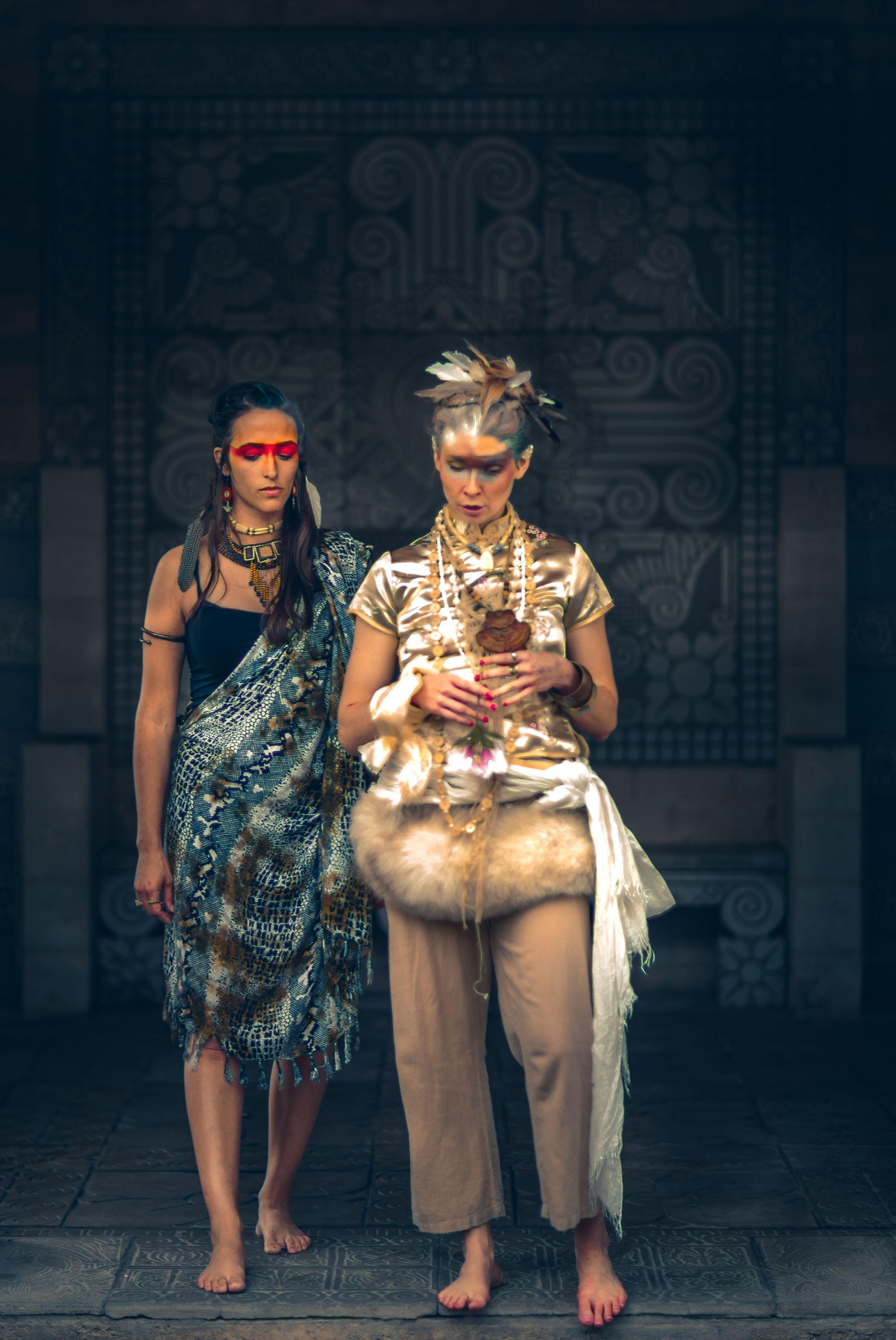 Electric Forest yoga LED light nomad festival style ethnic global fashion shoot warpaint tribal 16.jpg