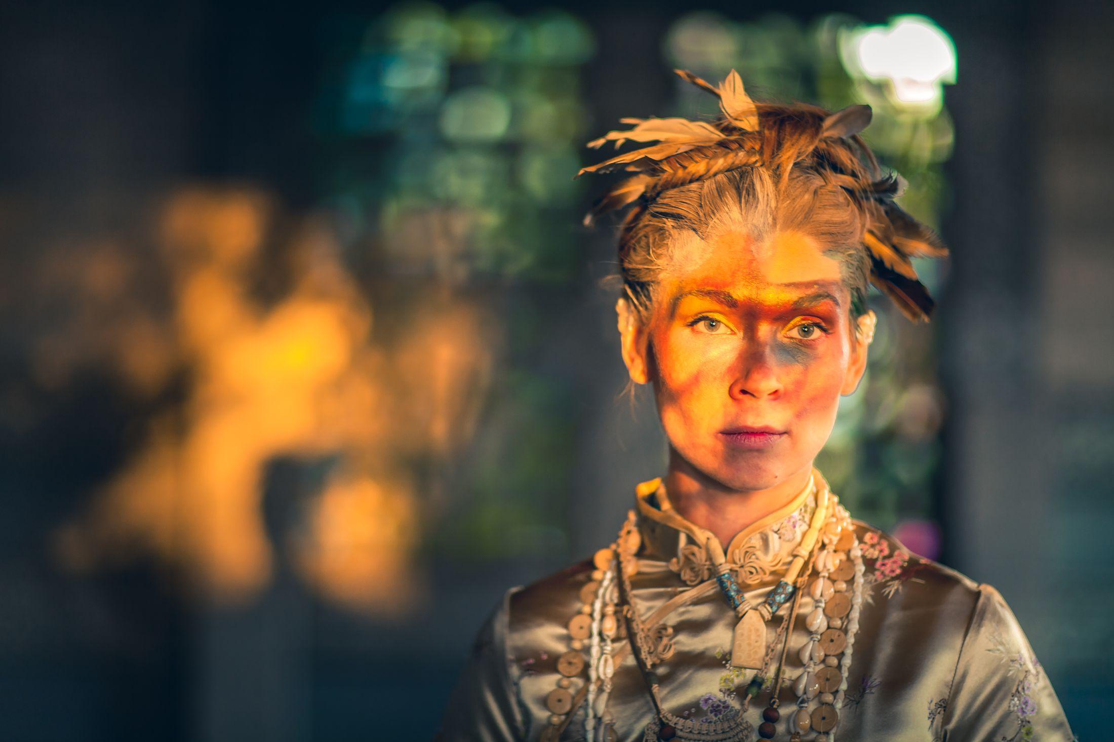 Electric Forest yoga LED light nomad festival style ethnic global fashion shoot warpaint tribal 19.jpg