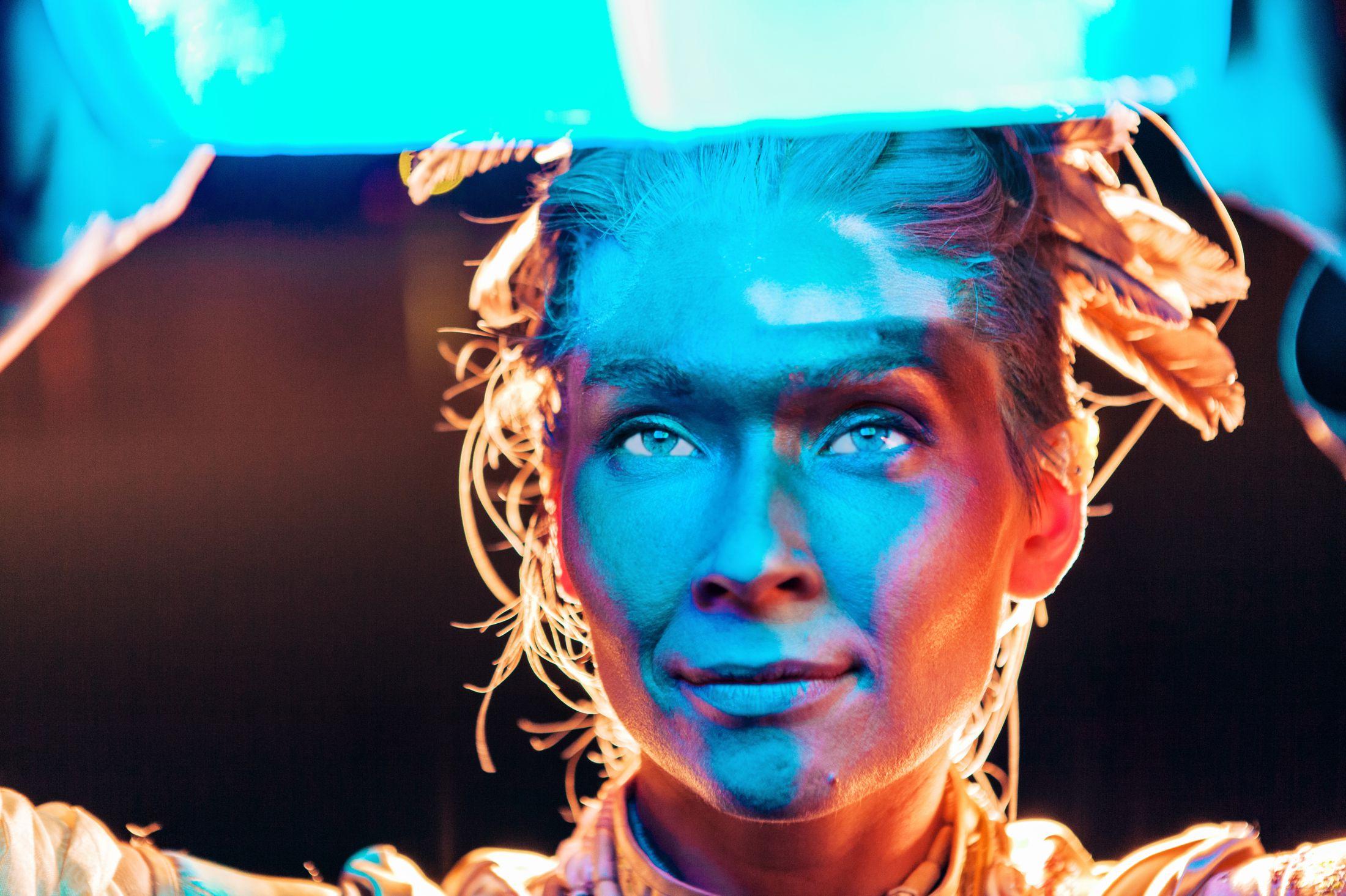Electric Forest yoga LED light nomad festival style ethnic global fashion shoot warpaint tribal 23.jpg