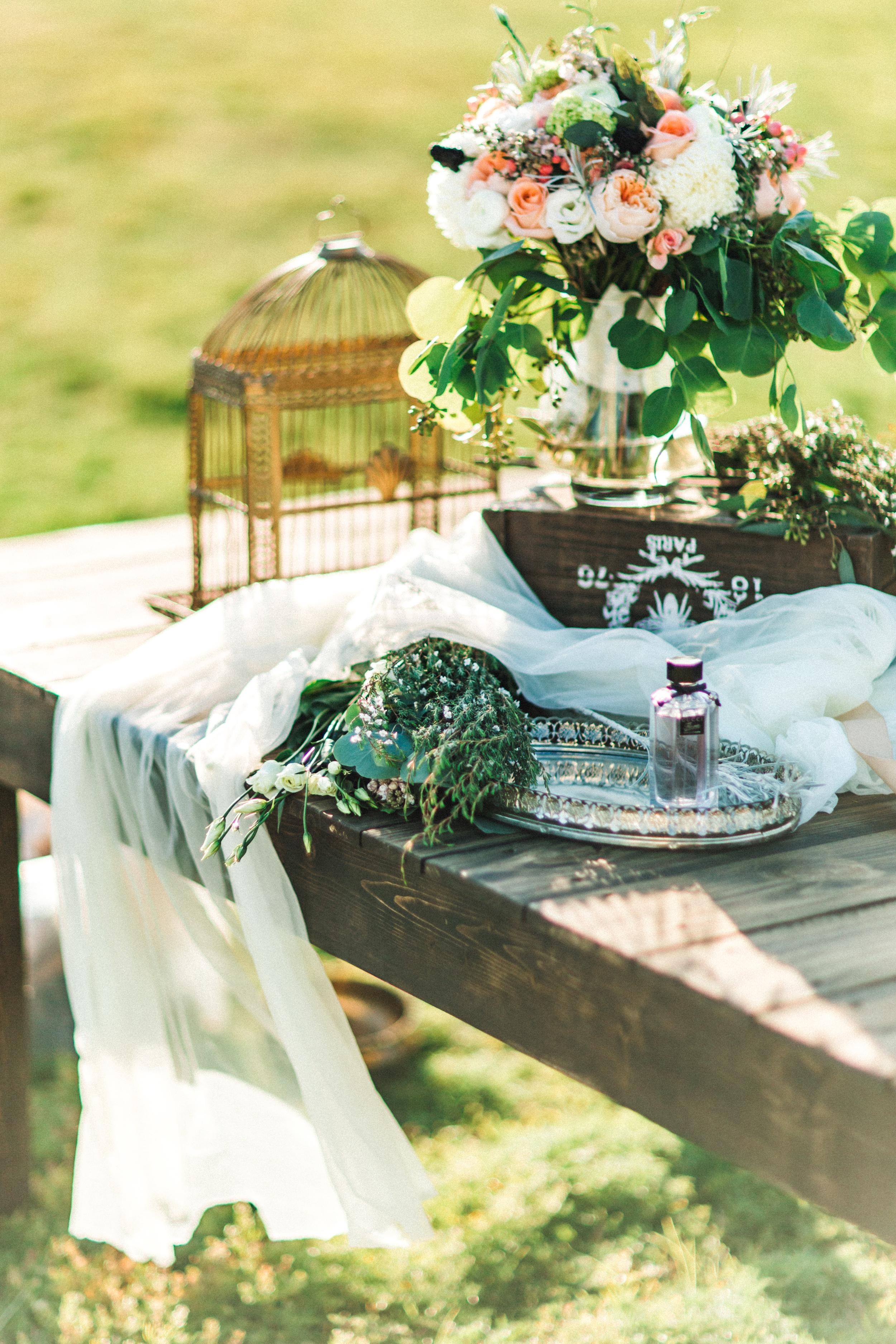 St. Augustine fine art wedding castillo de san marco floral wedding photographer shaina deciryan 10.jpg