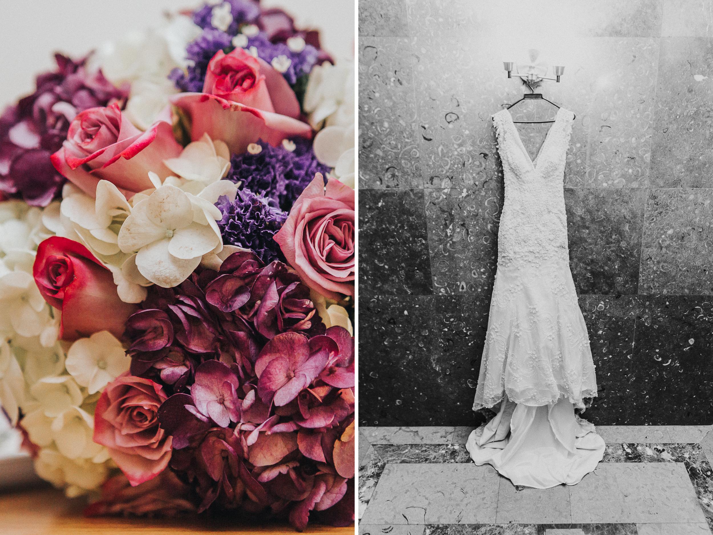 orlando-destination-wedding-photographer-bride-dress-bouquet-roses-hydrangea-purple-1.jpg