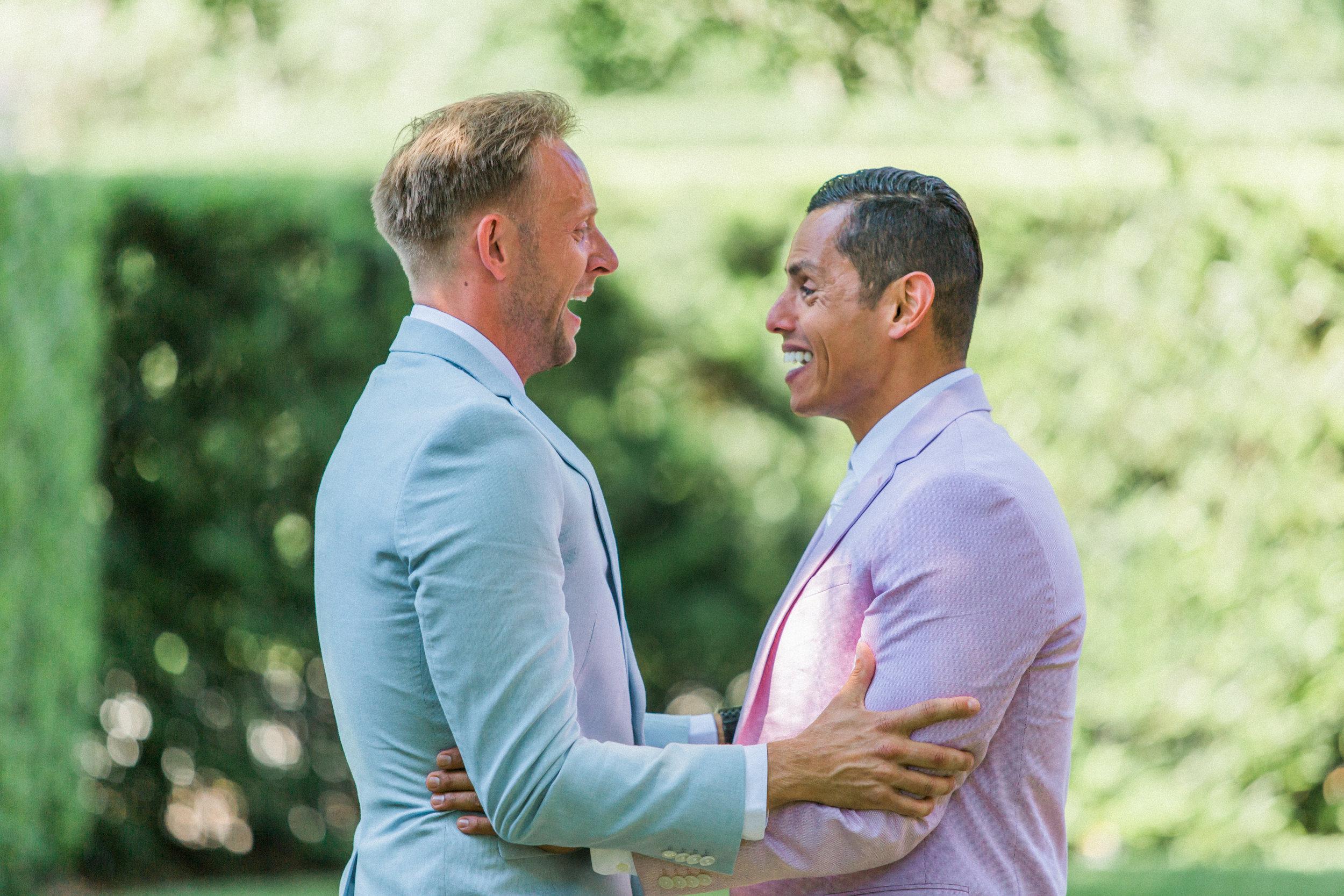 1. First Look Hector+Richard Winter Park Gay Wedding 15.jpg