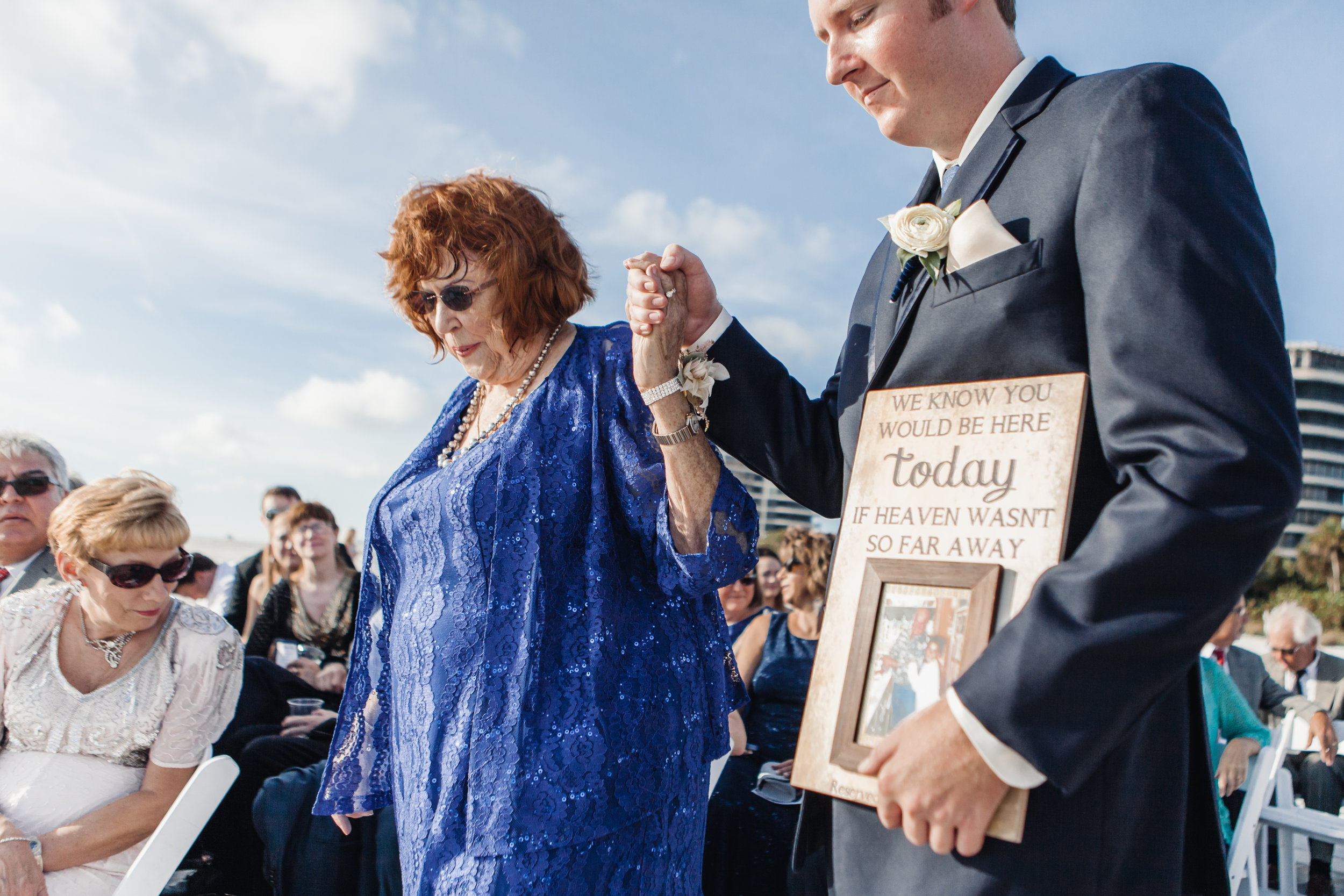 5. Ceremony - Brett + Bobby Longboat Key Beach Wedding 24.jpg