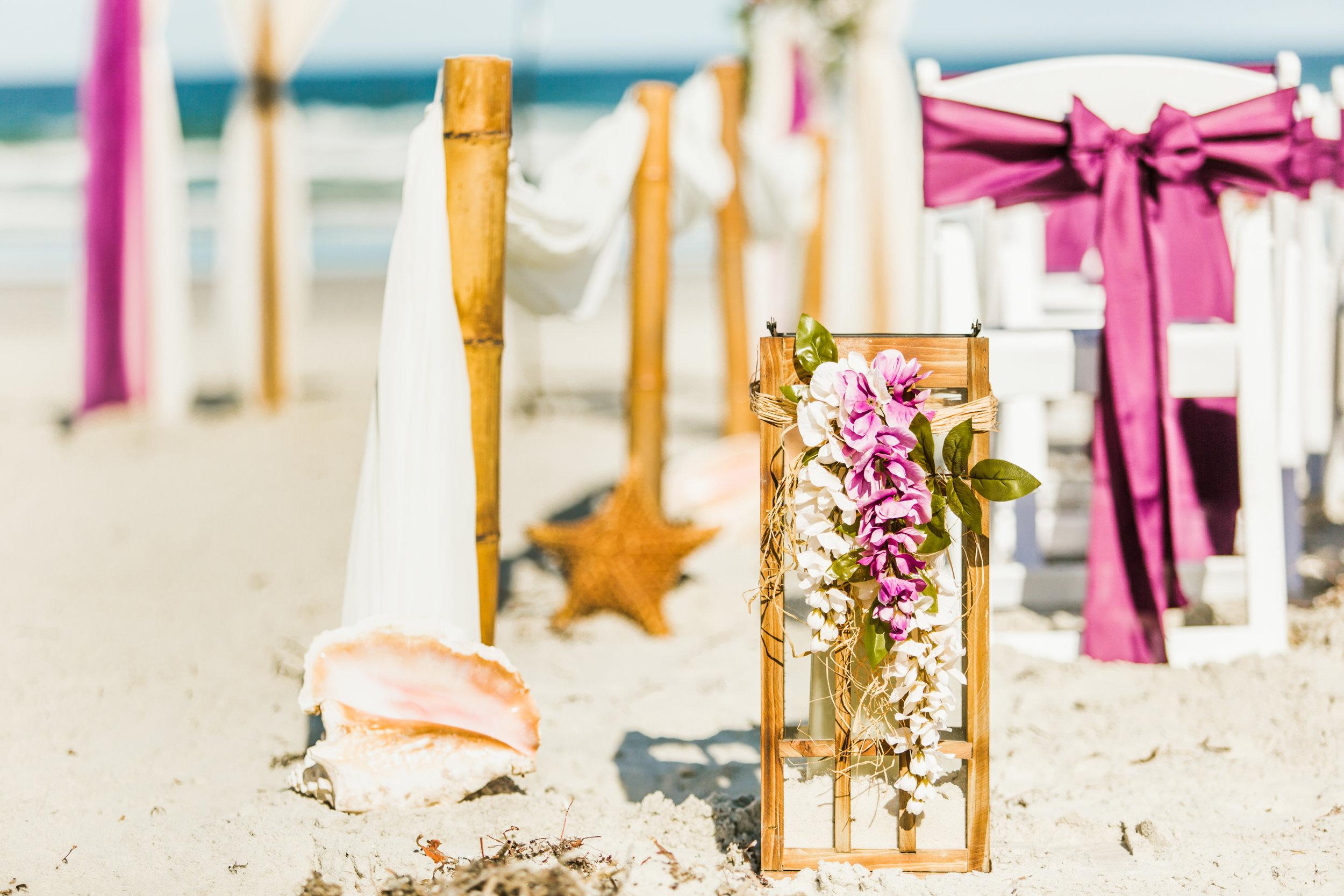 Violets & Seastars- November Ponce Inlet Wedding - Suzette & Dwight 2.jpg