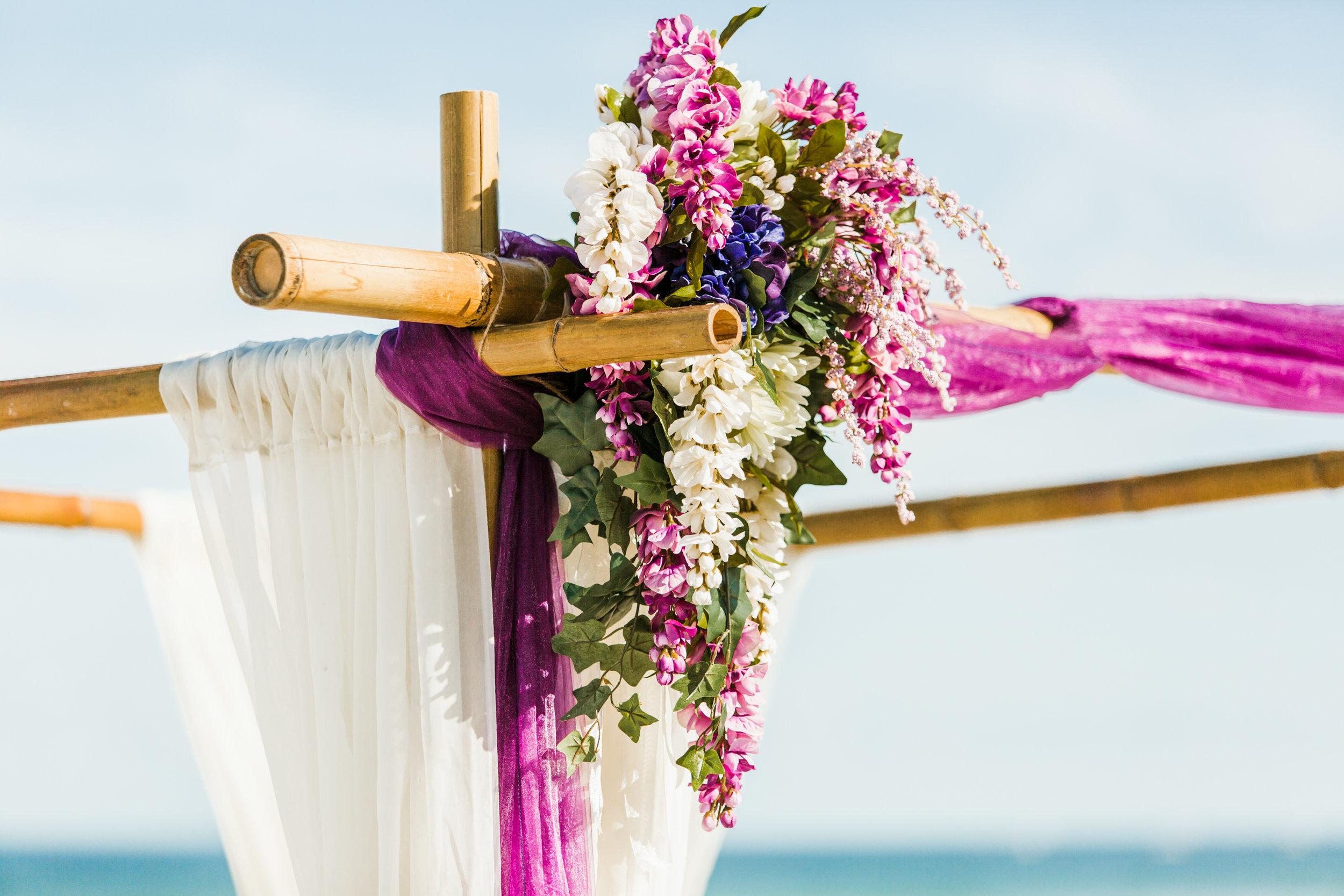 Violets & Seastars- November Ponce Inlet Wedding - Suzette & Dwight 4.jpg