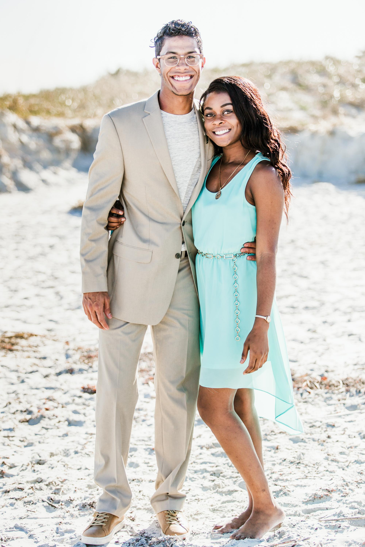 Violets & Seastars- November Ponce Inlet Wedding - Suzette & Dwight 26.jpg