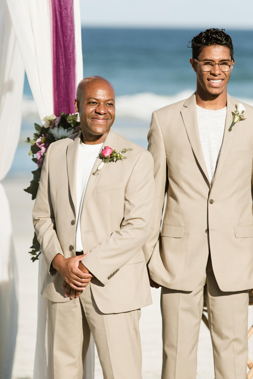 Violets & Seastars- November Ponce Inlet Wedding - Suzette & Dwight 41.jpg