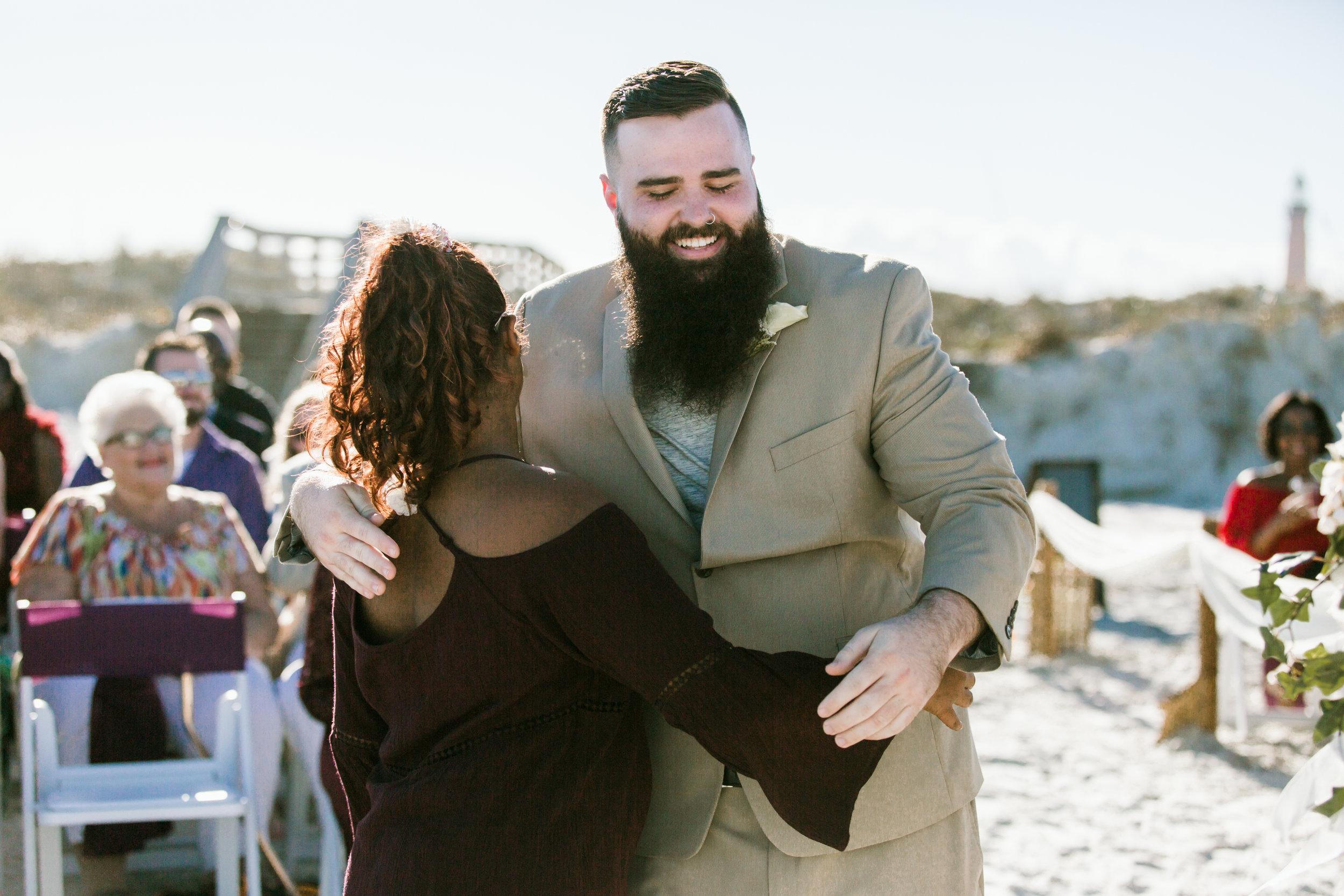 Violets & Seastars- November Ponce Inlet Wedding - Suzette & Dwight 53.jpg