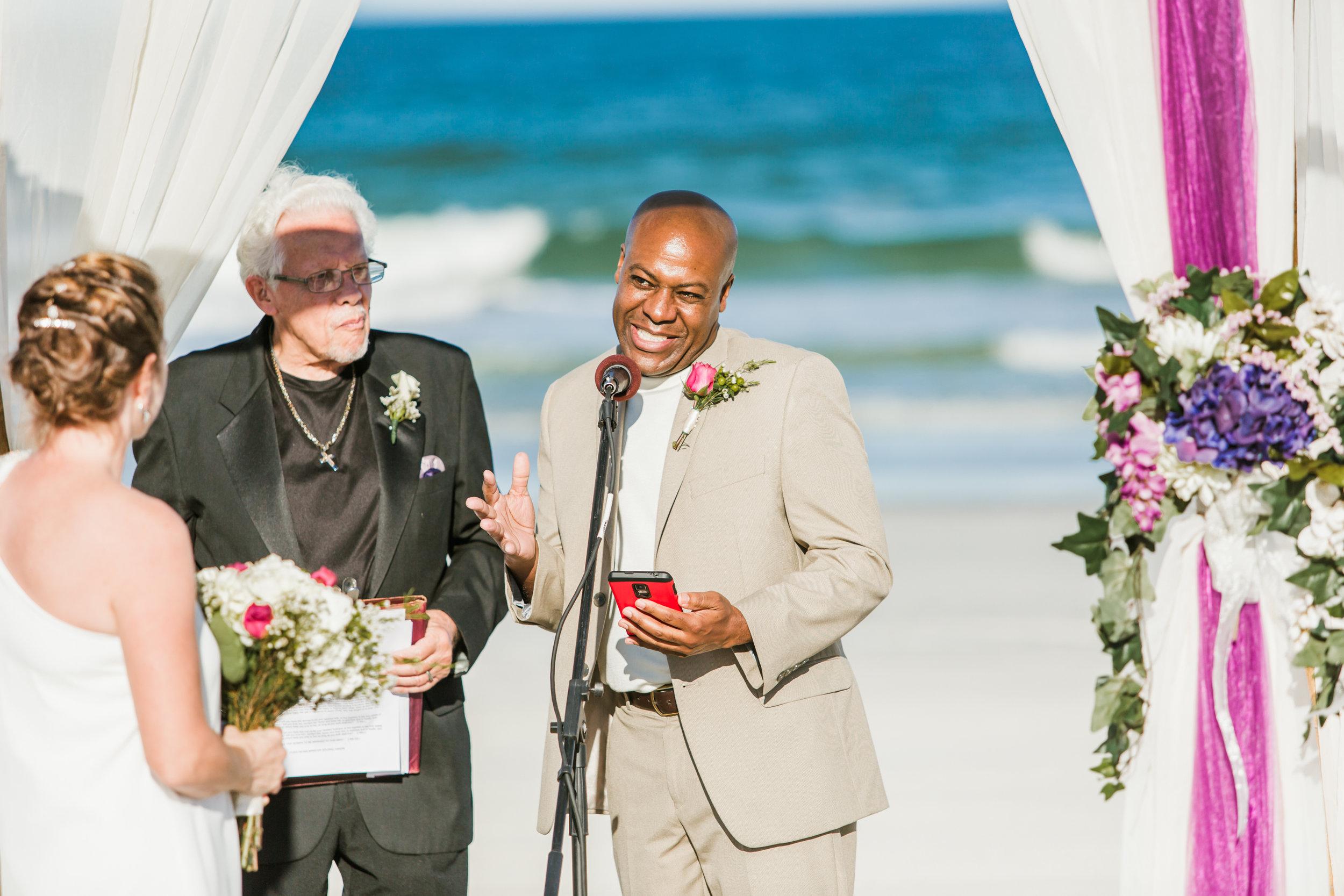 Violets & Seastars- November Ponce Inlet Wedding - Suzette & Dwight 60.jpg