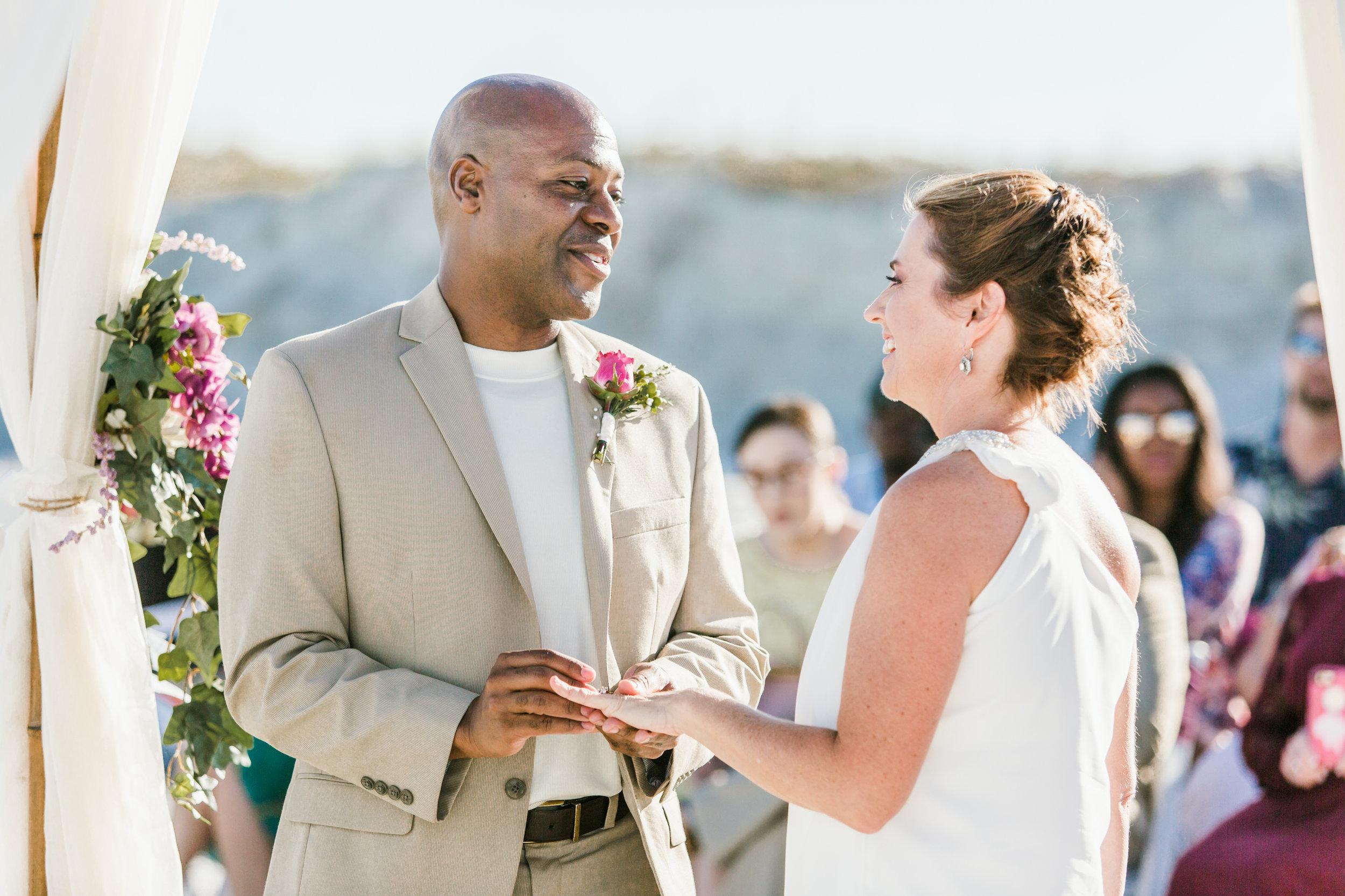 Violets & Seastars- November Ponce Inlet Wedding - Suzette & Dwight 67.jpg